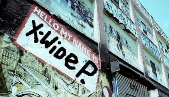 graffiti xwidep